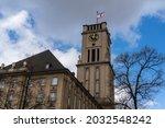 Berlin 2021  Rathaus Sch Neberg ...