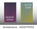 cool vector cover band front... | Shutterstock .eps vector #2032979552