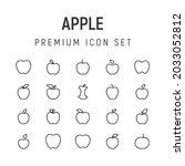 premium pack of apple line...