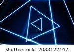 abstract key door open light...   Shutterstock .eps vector #2033122142