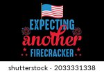 happy 4th of july  ... | Shutterstock .eps vector #2033331338