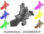 nienburg district  federal... | Shutterstock .eps vector #2033883425