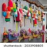 Colorful Costal Outdoor...