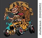 Hot Wheels Monster Truck Mainan ...