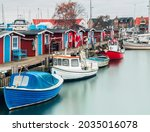 Raa Fishing Village In...