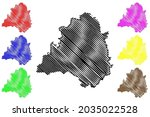 peine district  federal... | Shutterstock .eps vector #2035022528