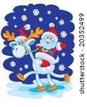 christmas | Shutterstock .eps vector #20352499