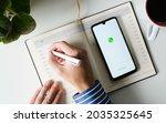 Whatsapp Mobile Application On...
