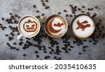 Halloween Celebrated Coffee...