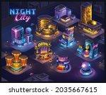 futuristic night city....