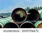 Pipe Lengths For A Crude Oil...