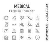 premium pack of medical line...