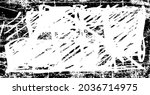 black and white grunge with... | Shutterstock .eps vector #2036714975
