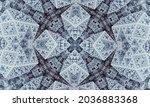 Grey Star Kaleidoscope....