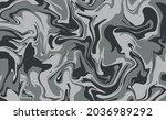 liquid marble background of... | Shutterstock .eps vector #2036989292
