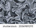 liquid marble background of... | Shutterstock .eps vector #2036989295
