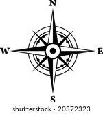 compass | Shutterstock .eps vector #20372323