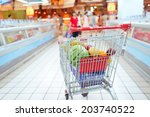 shopping | Shutterstock . vector #203740522