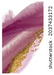 watercolor  abstract background ...   Shutterstock .eps vector #2037433172