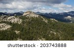 Aerial View Of The Black Hills...