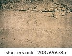the texture of old concrete ... | Shutterstock . vector #2037696785