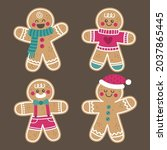 Gingerbread Man Collection....
