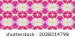 Tunisian Patterns. Lilac Wall...