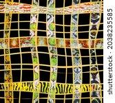 Endless Caterpillar Pattern....