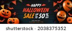 Halloween Sale Promotion Poster ...