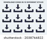 download icons in 12 twelve...