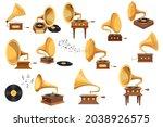 Set Gramophone Player ...