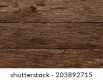 brown wooden old beams | Shutterstock . vector #203892715