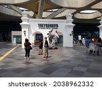 Yia Airport Lobby. September 9  ...