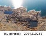 Sinkholes In The Dead Sea...