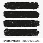 artistic grungy distressed... | Shutterstock .eps vector #2039428628
