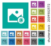 copy image multi colored flat... | Shutterstock .eps vector #2039502572
