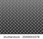 the diamond steel metal sheet...   Shutterstock .eps vector #2040041078