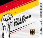 square banner illustration of... | Shutterstock .eps vector #2040232838