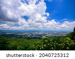 Chiang Mai On View Point Of Doi ...
