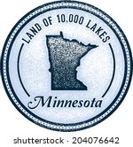 border,classic,distressed,grunge,lakes,midwest,minnesota,mn,outline,retro,rubber,stamp,state,states,tourism