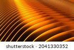 abstract gold background with...   Shutterstock . vector #2041330352