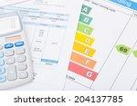 Calculator With Utility Bill...