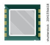 motherboard computer software...   Shutterstock .eps vector #2041556618
