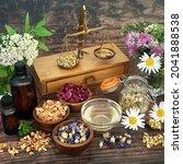 Natural Herbal Plant Medicine...