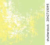 multicolor grunge background... | Shutterstock .eps vector #2042715095