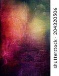 abstract art texture | Shutterstock . vector #204320506