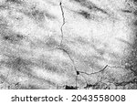 distressed overlay texture of... | Shutterstock .eps vector #2043558008