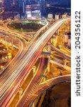 bridge of shanghao | Shutterstock . vector #204356122