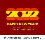 vector bright greeting card... | Shutterstock .eps vector #2043658952