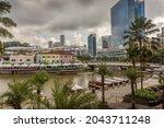 Clarke Quay  Singapore  ...